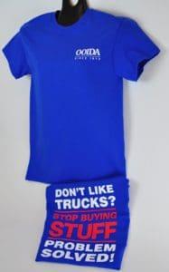 OOIDA Don't Like Trucks T-shirt