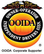 OOIDA Corporate Supporter Basic Logo