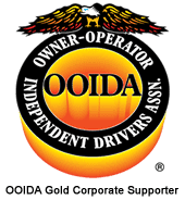 OOIDA Gold Corporate Supporter Logo