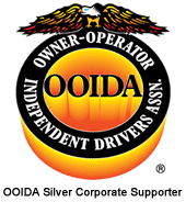 OOIDA Silver Corporate Supporter Logo