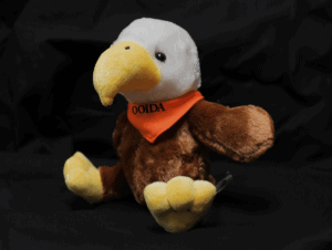 Odie the OOIDA Eagle