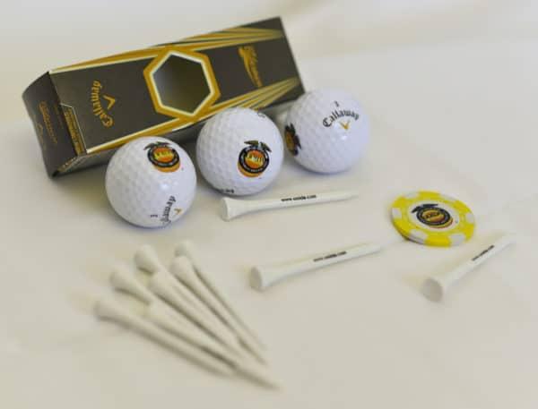 OOIDA Golf Ball Set