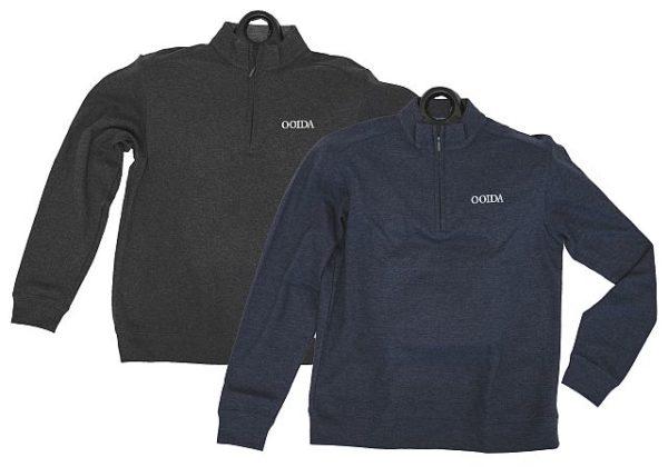 OOIDA Quarter Zip Pullover