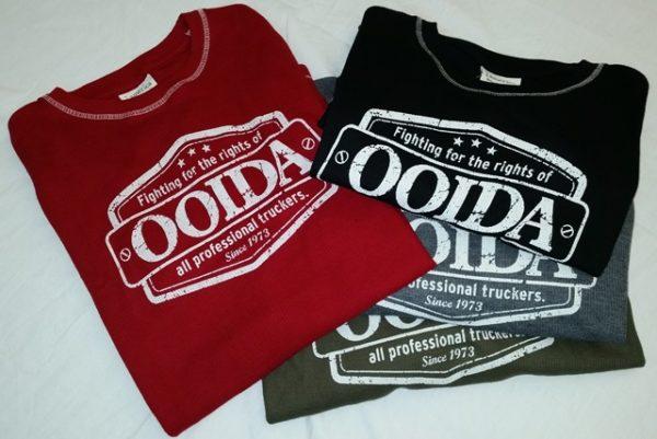 OOIDA Thermal Shirt